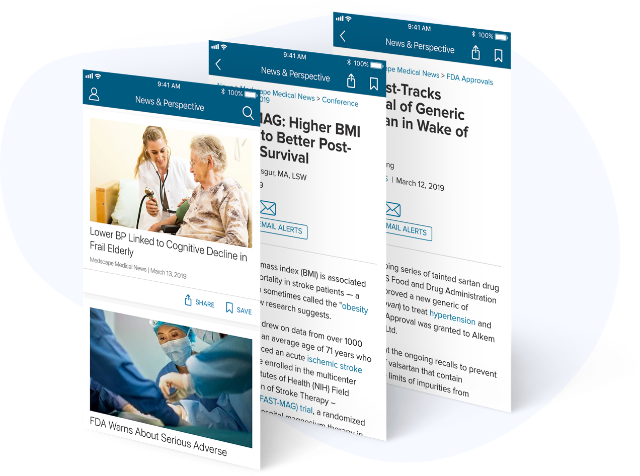 Medscape App