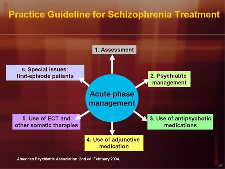 Optimizing Care For Patients With Schizophrenia Improving