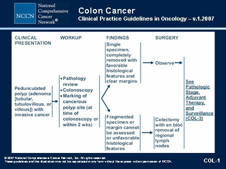 Adjuvant Therapy For Locoregional Colon Cancer Slides With Transcript