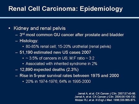 Targeted Therapies in Advanced Renal Cell Carcinoma (Slides With