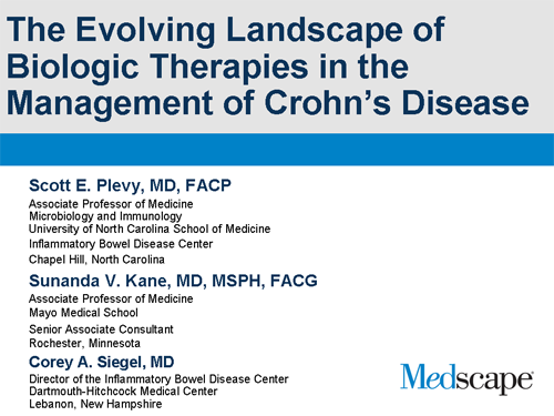 Biologic Therapies In Crohn S Disease Slides With Transcript