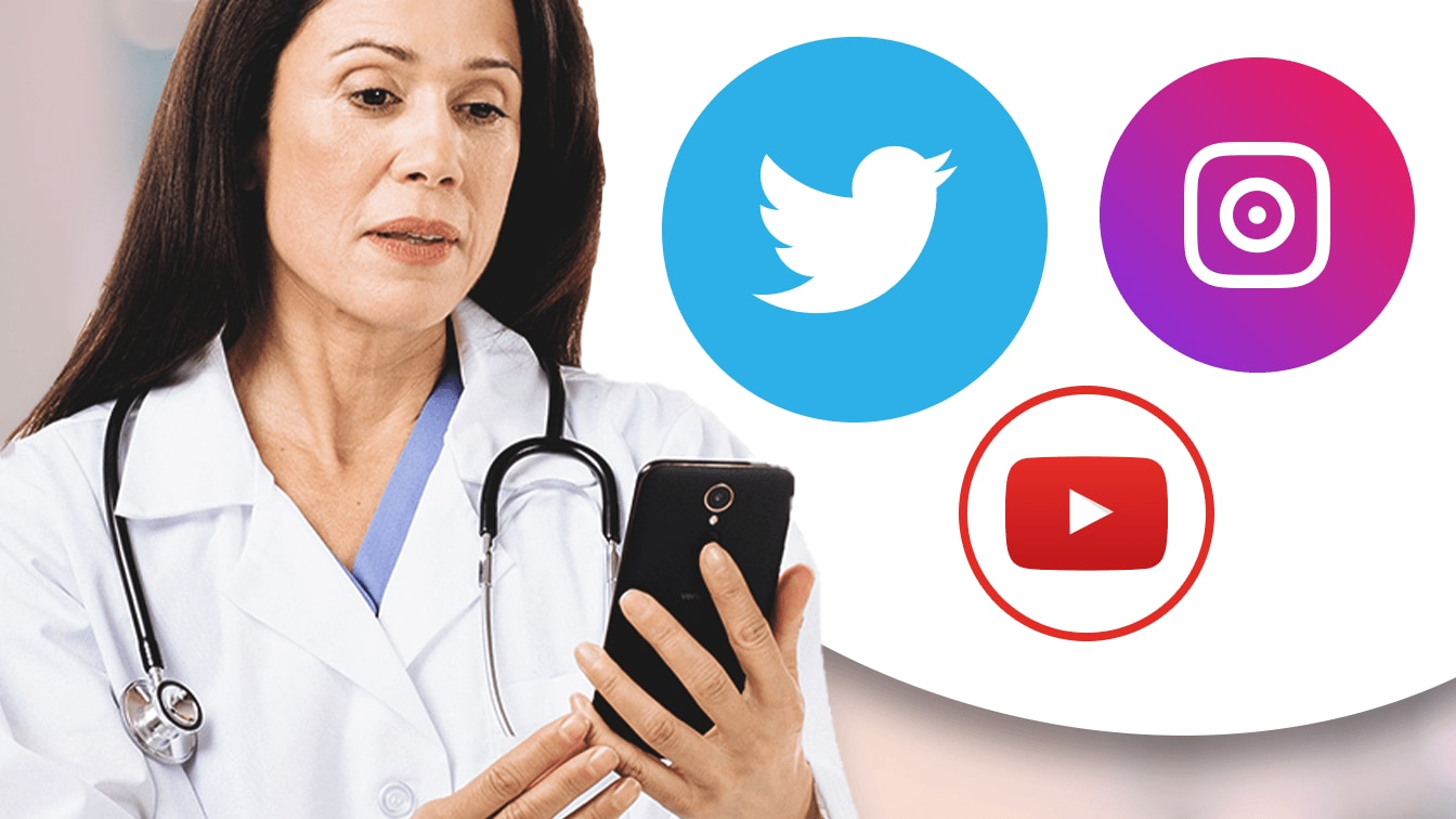 20 Most Influential Physicians on Social Media