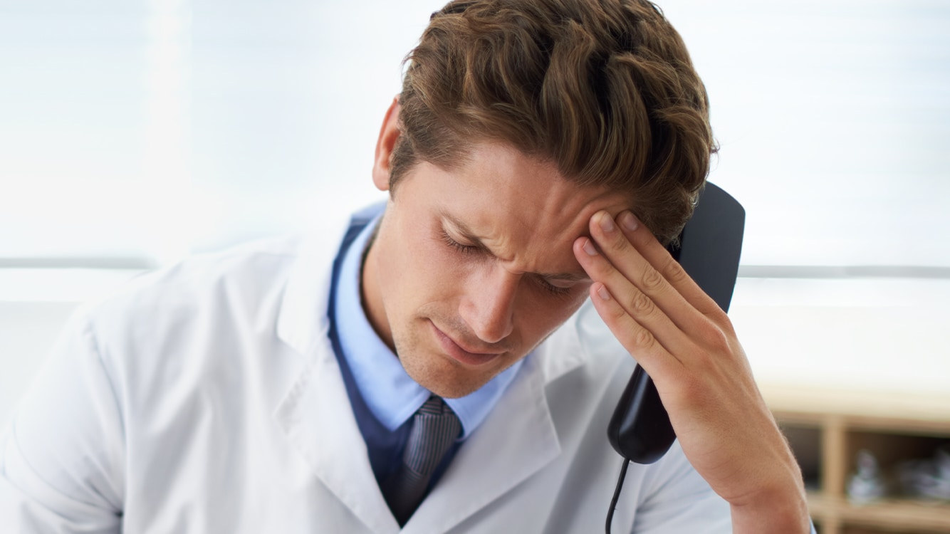 2021 Physician Burnout & Suicide Report: 'Death by 1000 Cuts'
