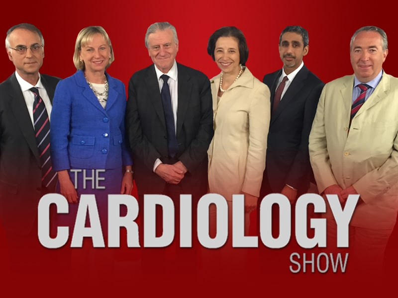 The Cardiology Show From ACC 2015 With Dr Valentin Fuster