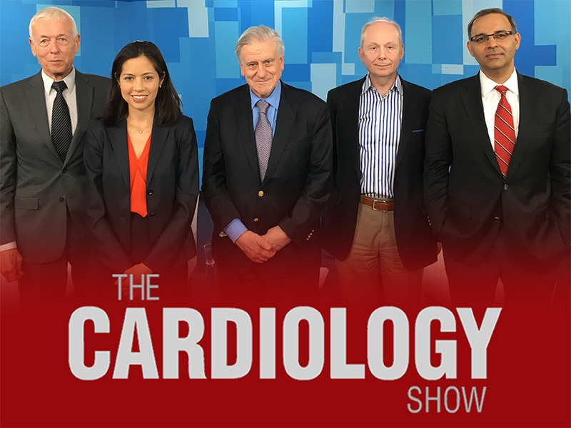 The Cardiology Show From ESC 2016 With Dr Valentin Fuster