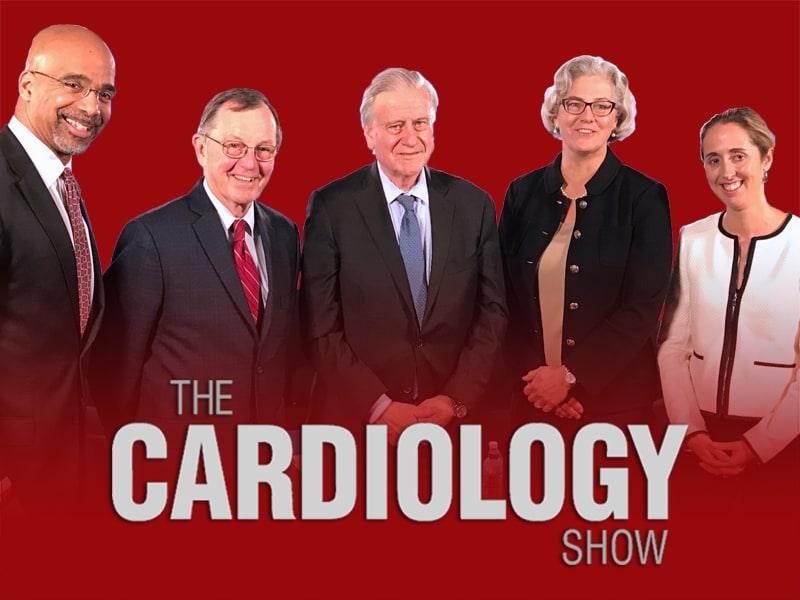 The Cardiology Show From AHA 2016 With Dr Valentin Fuster