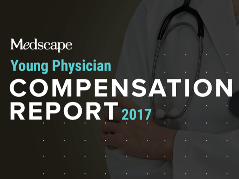 Medscape Young Physician Compensation Report 2017