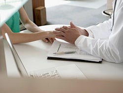 can doctors dating former patients