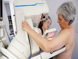 Older Women Benefit From Mammograms Past Age 75