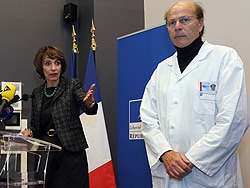 Questions About Protocol After Death in French Trial