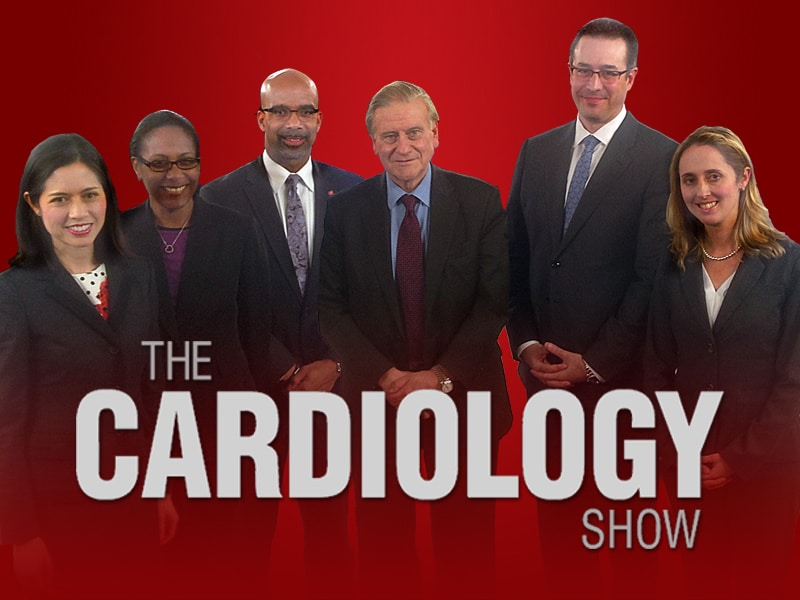 The Cardiology Show From AHA 2014 With Dr Valentin Fuster