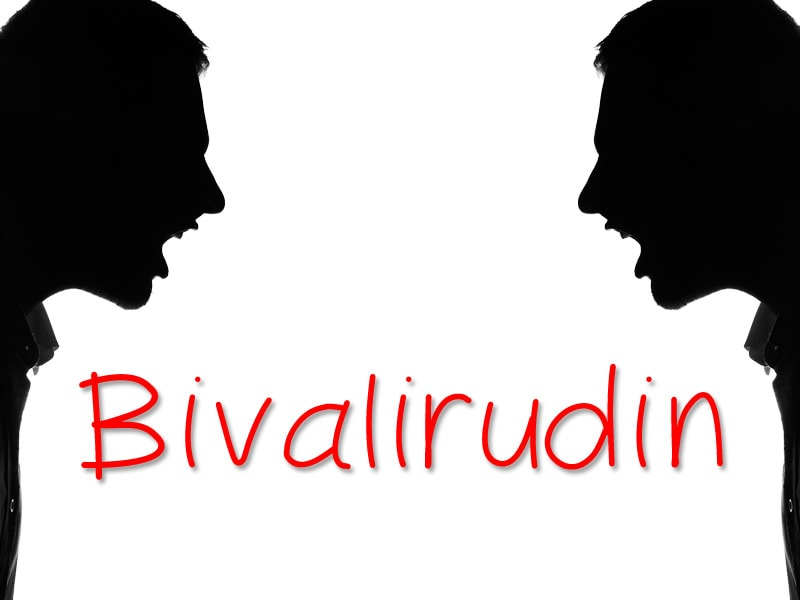 Disparate Narratives on Bivalirudin Persist