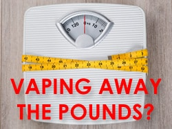Vaping for Weight Loss? 5 FAQs