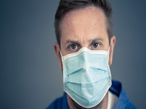 Orthopedic Surgeon, Mayor Team Up on COVID-19 Response