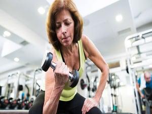 High-Impact Training Can Build Bone in Older Women