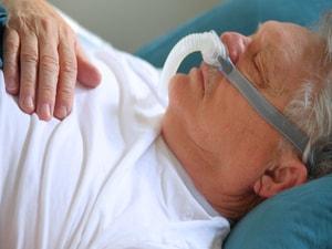 Common Apnea Treatment Tied to Lower Dementia Risk