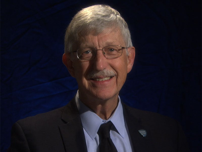 NIH's Collins on Changing the Future of Medicine