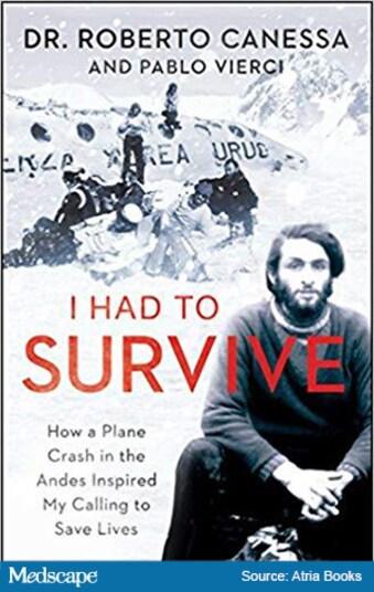 Survivor Says Andes Plane Crash Called Him to Save Lives
