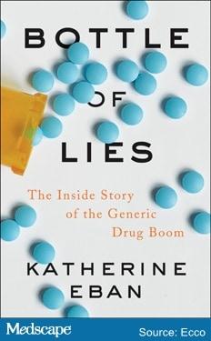 Scary World' of Generic Drug Manufacturing, Revealed