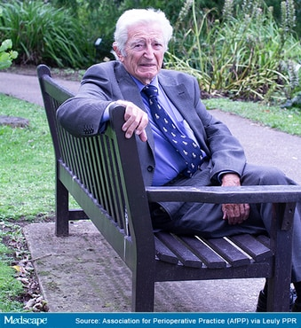 93 Year Old Surgeon Shares Tales Of The Operating Theatre