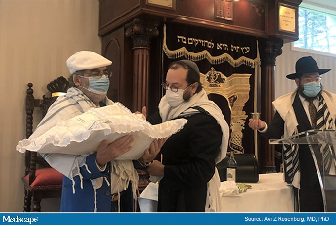 Orthodox Jewish Docs Wrestle With COVID-19, Bad Press 5