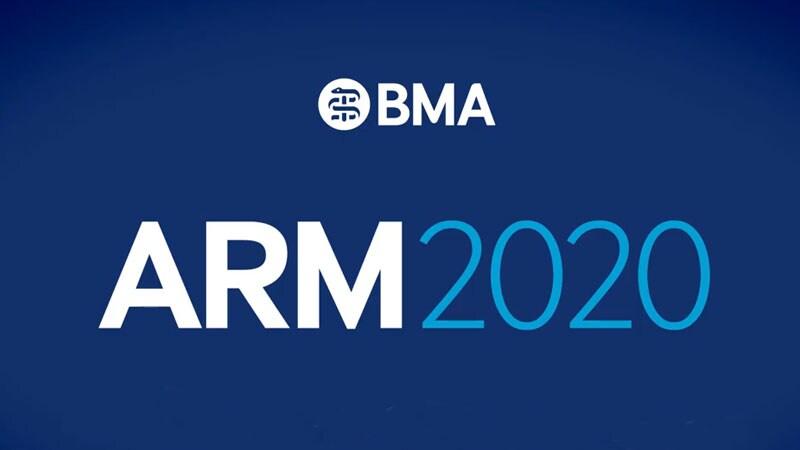 BMA Annual Representative Meeting (ARM) 2020