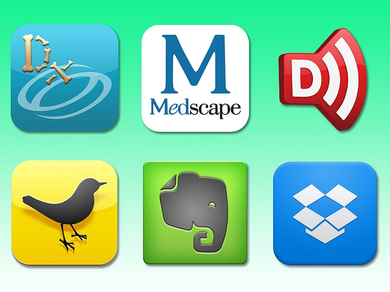 Must-Have Smartphone Apps for Clinicians