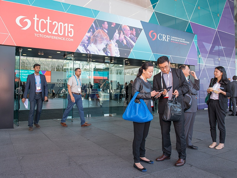 Top News From TCT 2015: Slideshow