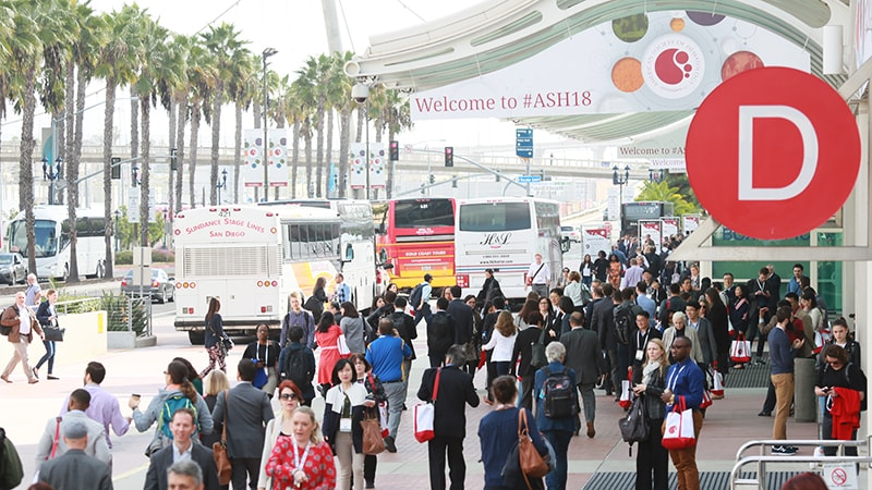 Top News From ASH 2018: Slideshow