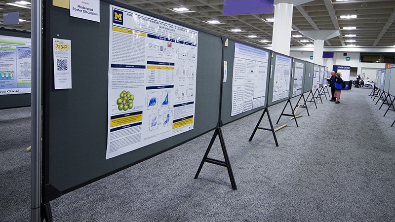 GLP-1 Receptor Agonists at EASD 2020: Poster Pearls