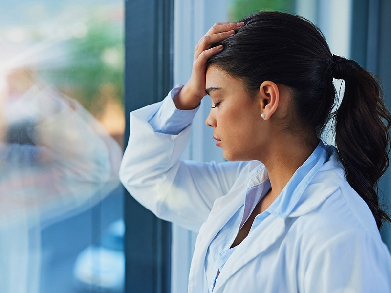 Burnout Might Really Be Depression; How Do Doctors Cope?