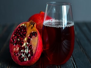 Pomegranate Juice May Slow Age-Related Memory Decline