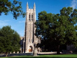 Duke Settles Doctored Data Lawsuit for $112 5 Million