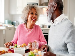 Good Nutrition Essential for Healthy Aging