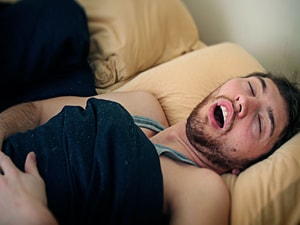 Sleep-Disordered Breathing Tied to Accelerated Aging