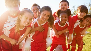 Depression In Children And Teens Aacap >> Sports Participation A Big Win For Kids Mental Health