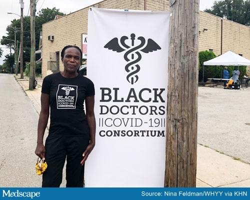 Black Doctors Work to Make Coronavirus Testing More Equitable 4