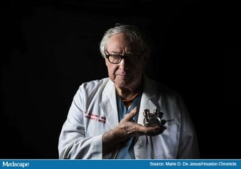 Pioneering Heart Surgeon's History of Research Violations