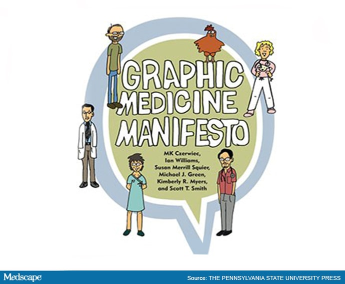 Graphic Medicine: Comic Books as Medical Literature?
