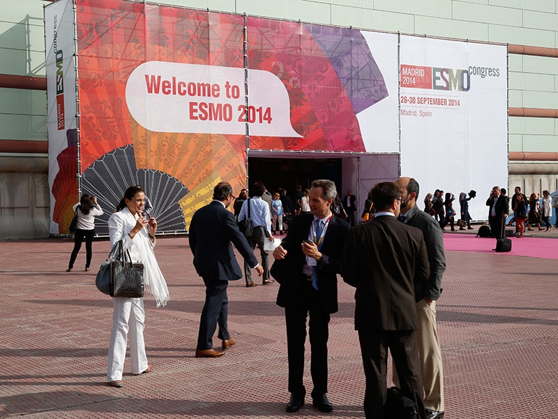 Top News From ESMO 2014: Slideshow