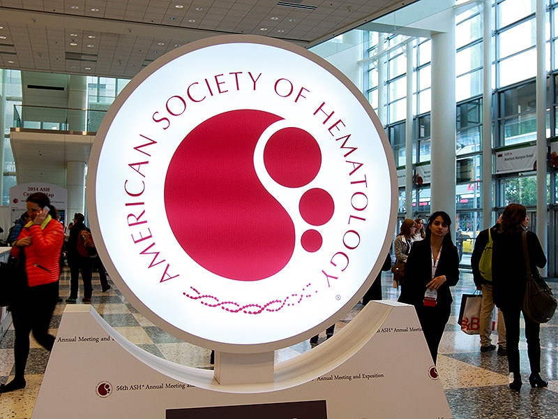Top News From ASH 2014: Slideshow
