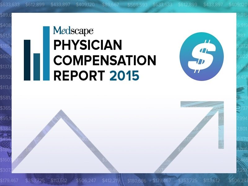 Medscape Physician Compensation Report 2015
