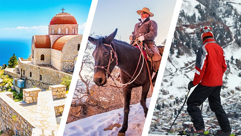 25 Extraordinary Winter Vacations for Doctors